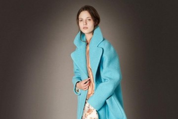 Фото - женское пальто в моде 2015-2016