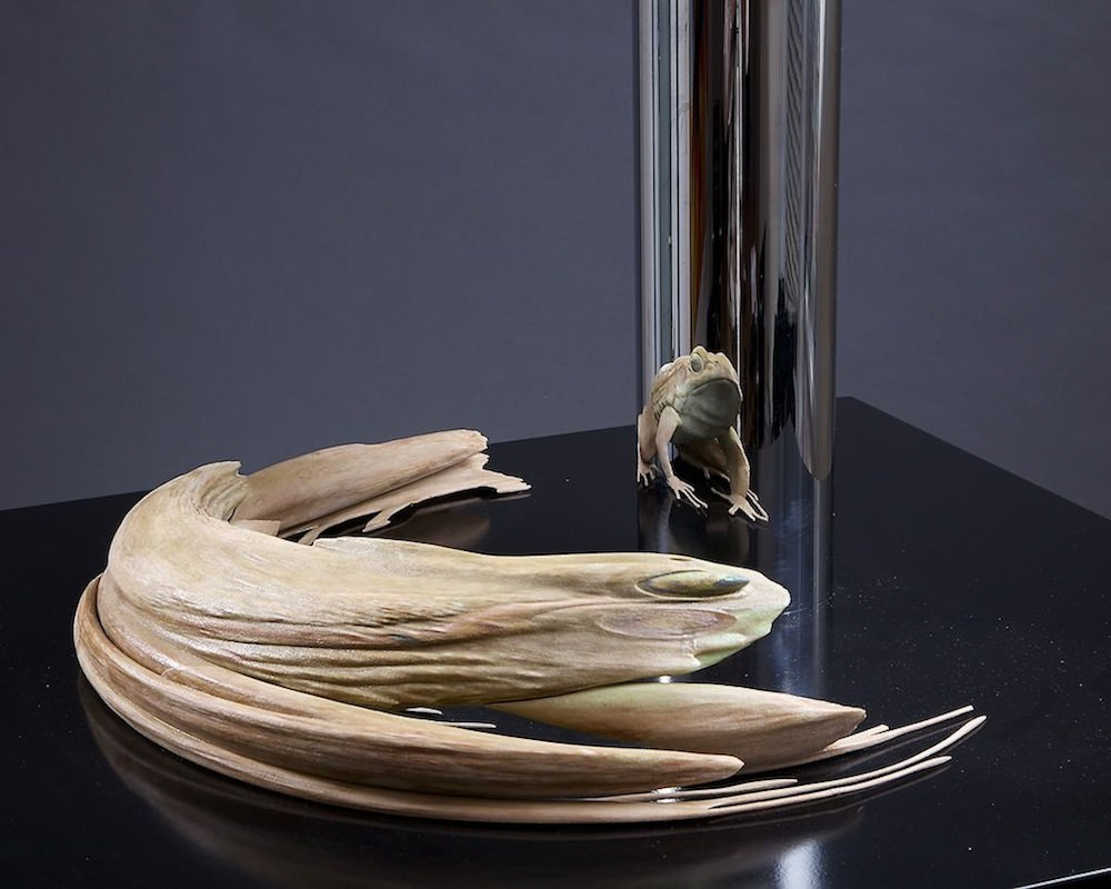 Фото - скульптура Джонти Гурвица
