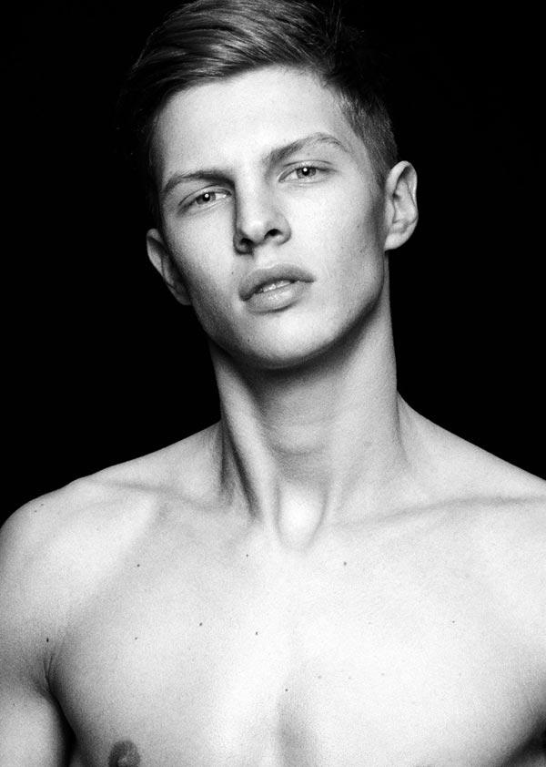 Фото - немецкая модель Тим Шумахер