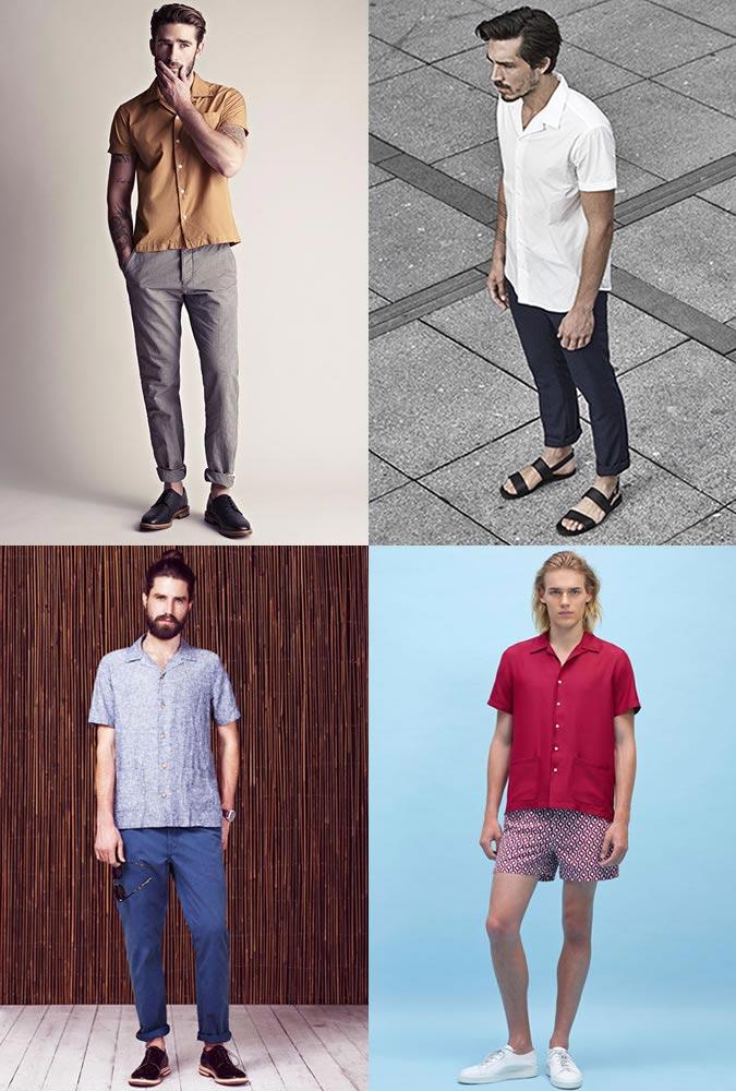 фото - тренды лета 2016 - латиноамериканские рубашки