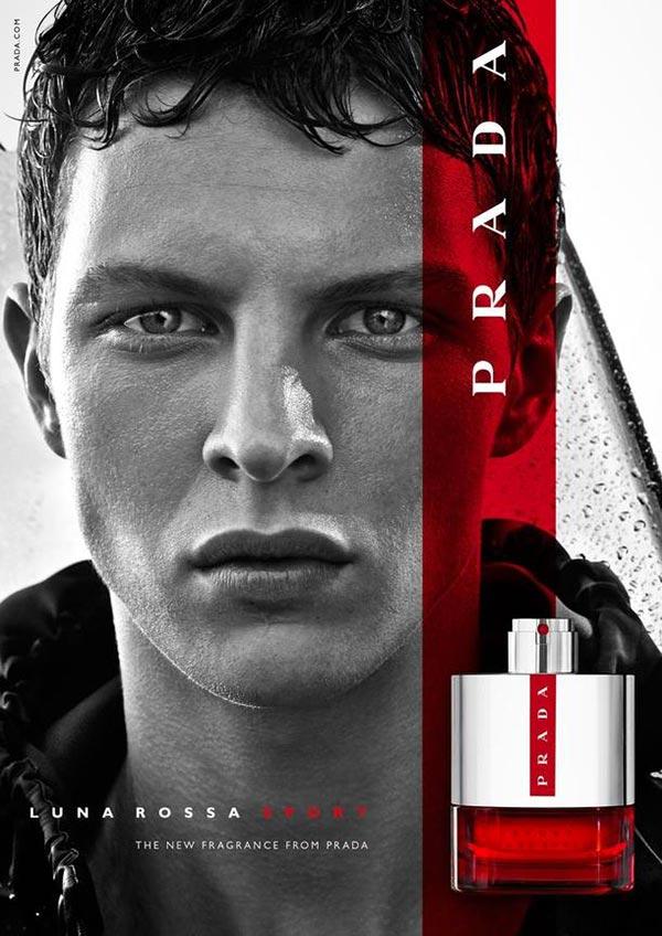 Фото - Шумахер в рекламной кампании Prada