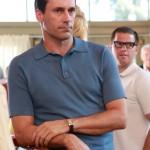 Джон Хэмм в рубашке-поло