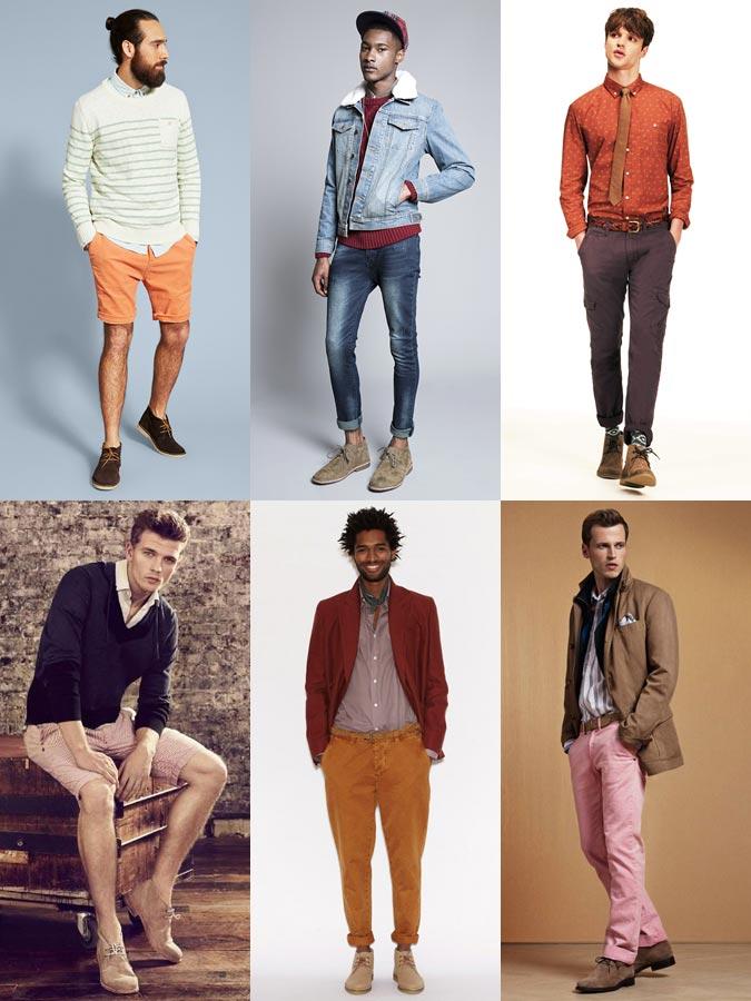 фото - дезерты: модные луки весна-лето 2016