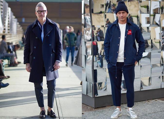 фото - стильные мужские образы без носков