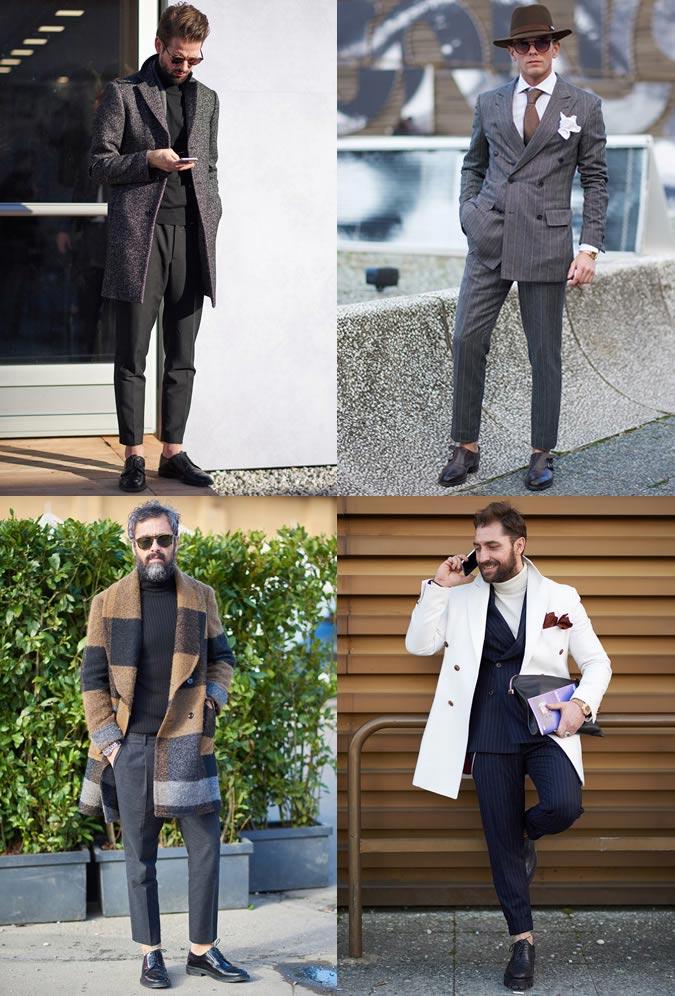 фото - как стильно одеваться без носков