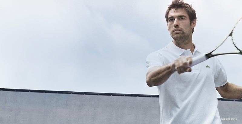 фото - тенниска поло от Lacoste