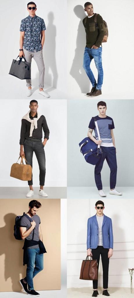фото - функциональные мужские сумки