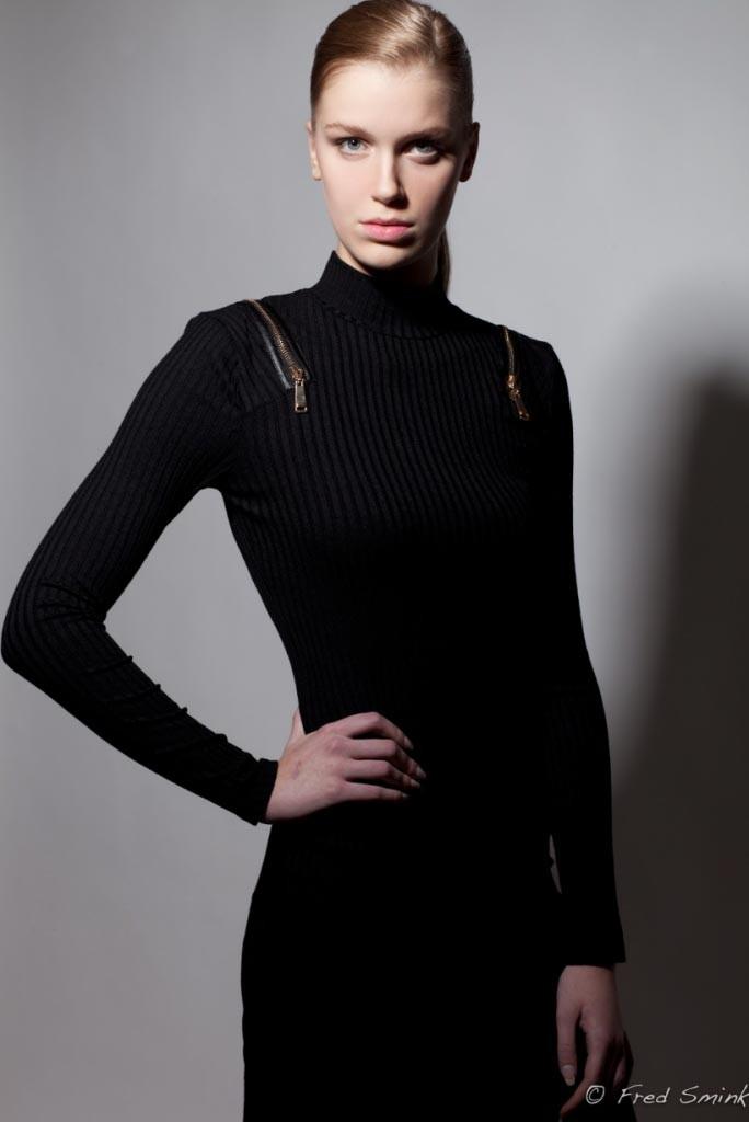 фото - голландская модели Мелани Нордер