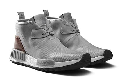 фото - новые кроссовки от adidas NMD Chukka Trail 2016