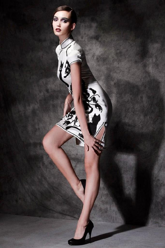 фото - Кэссиди Макинтайр канадская модель