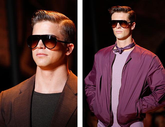 фото - D-образные солнцезащитные очки