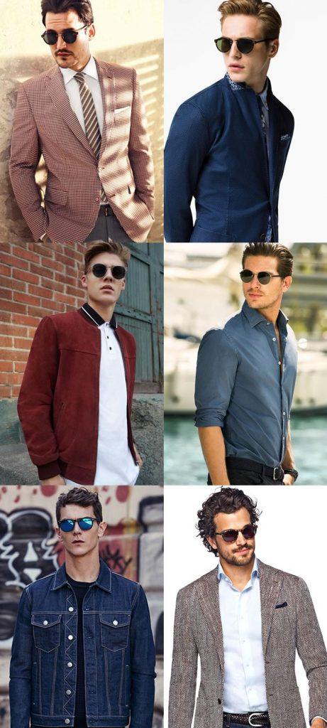 фото - солнцезащитные очки в моде весной-летом 2016