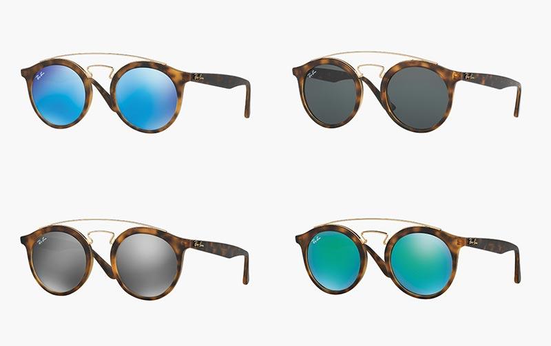 фот о - очки Ray-Ban с оправой Gatsby