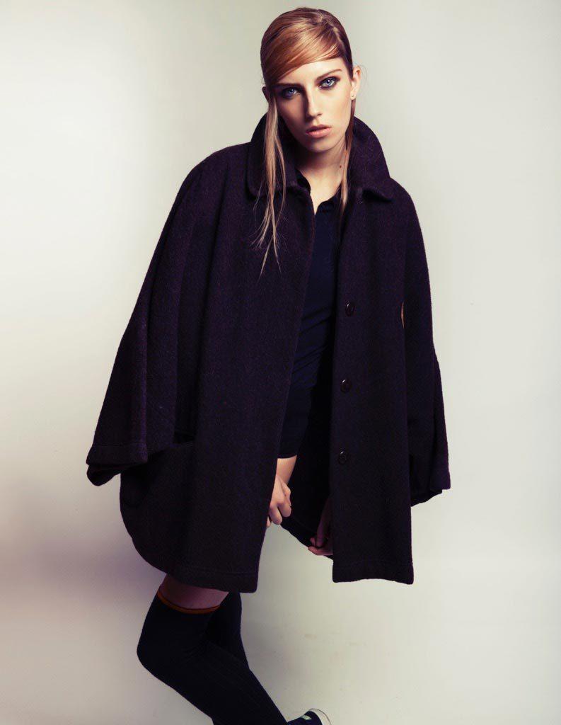 фото - бельгийская модель Клара Миракай