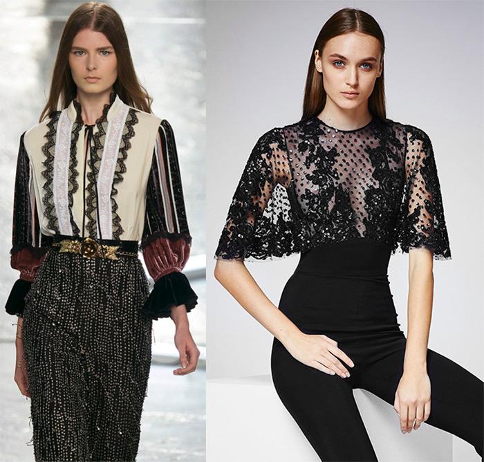 фото - какие ткани будут в тренде в женской моде 2016