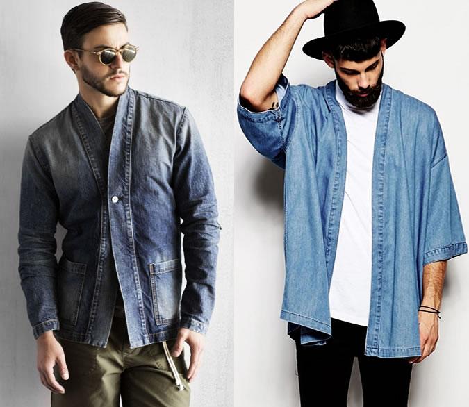 фото - джинсовые рубашки в моде осенью-зимой 2016-2017