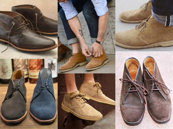фото - мужская обувь в моде осенью 2016-2017