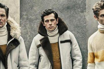 фото - модные мужские куртки этой осенью и зимой