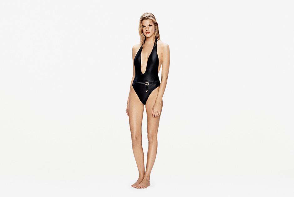 фото - бикини от Calvin Klein Swimwear