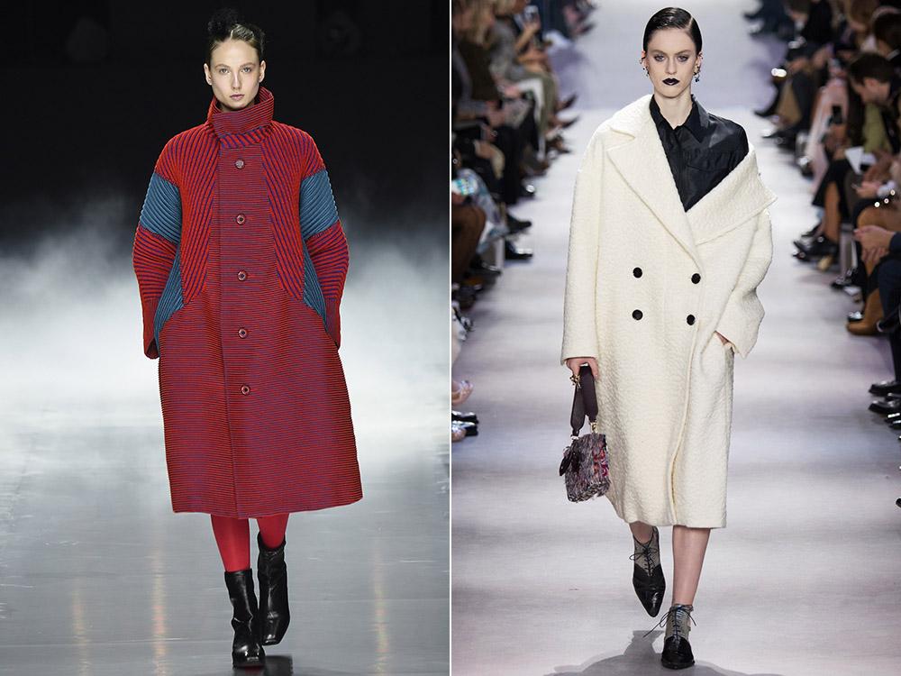 d8670ad653e фото - оверсайз пальто в моде осень-зима 2016-2017 фото - габаритные женские  ...