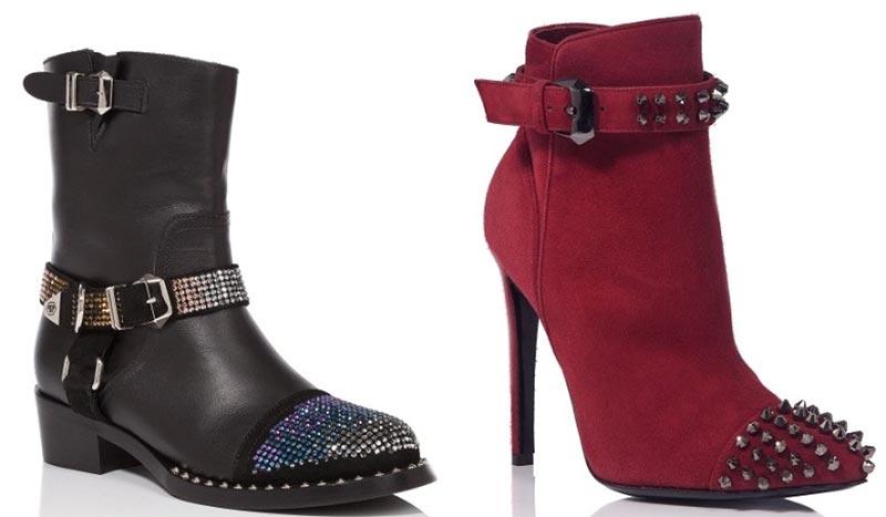 модная зимняя обувь 2016-2017 женская фото