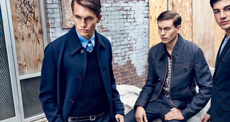 фото- Verao Internacional Winter Fall Outfits by David Roemer for GQ Style Brazil 2015