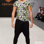 фото с сайта Belarus Fashion week, показ в рамках BFW, Беллегпром, коллекция бренда Свитанок