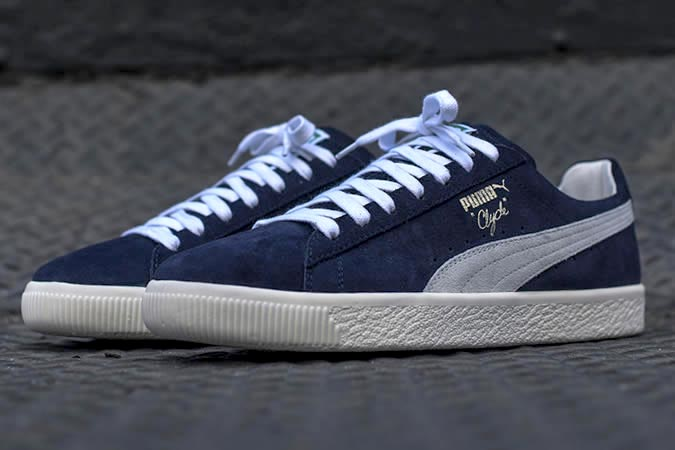 фото Puma Clyde Select Away 2017