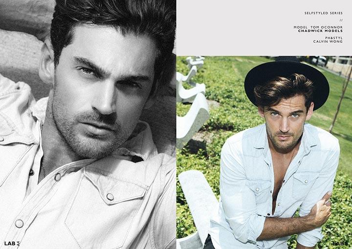 Мужчины модели Австралии фото