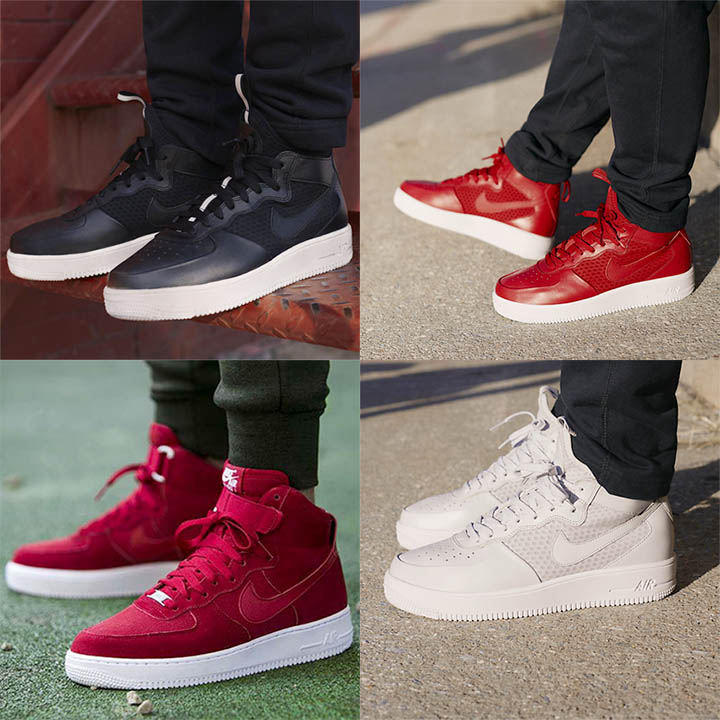 Air Force 1 UltraForce Mid фото