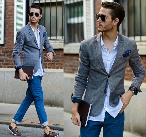 Какие мужские джинсы в моде в 2017 году