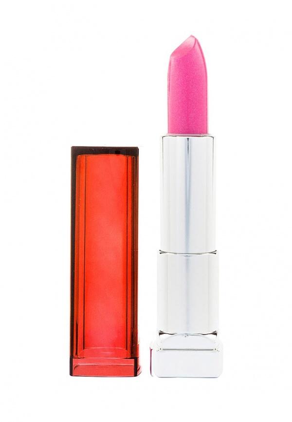 Помада Maybelline New York Color Sensational, Роскошный цвет, Сочный фреш, оттенок 900, Розовый леденец, 4,4 г