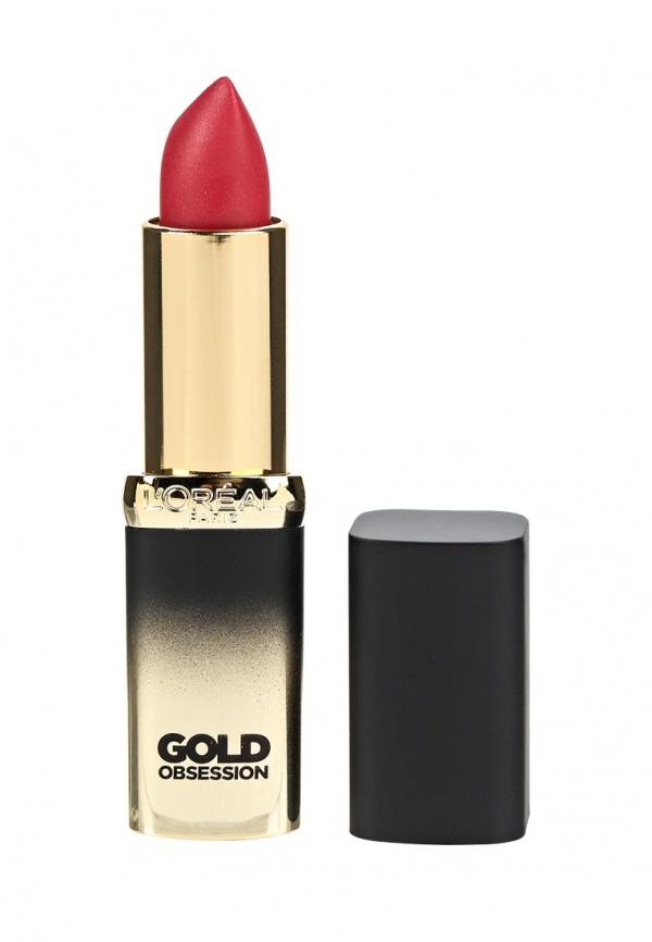 Губная помада L'Oreal Paris увлажняющая Color Riche, оттенок Розовое Золото, 7 мл