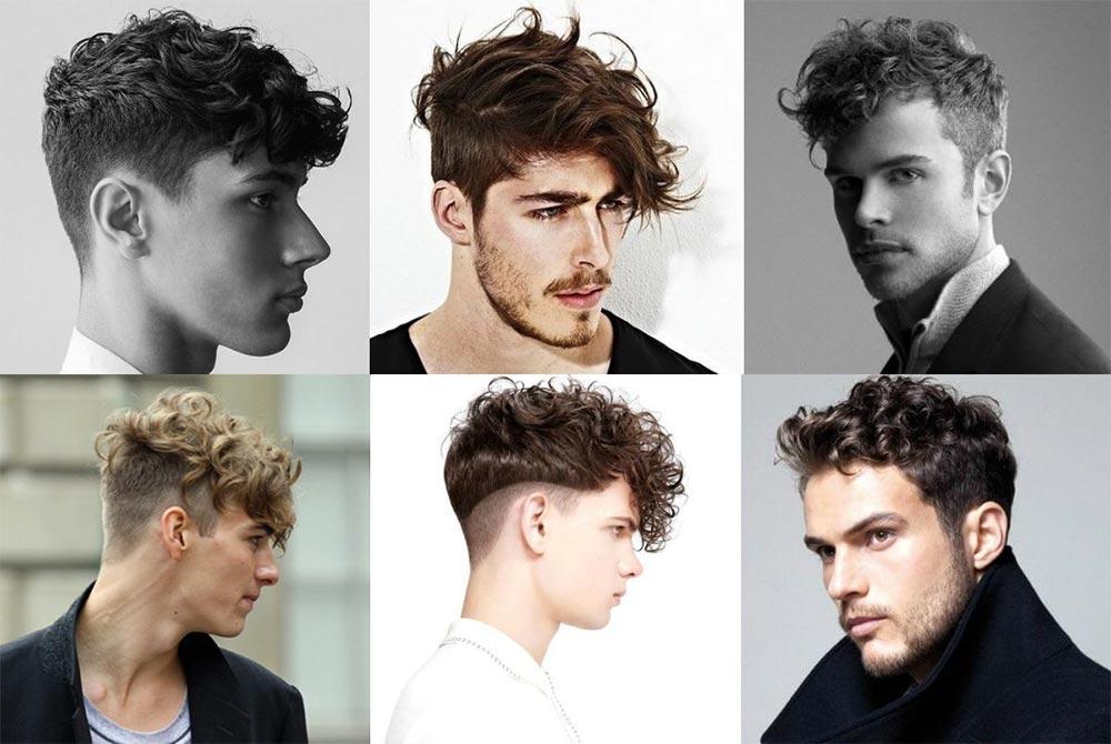 Как сделать кучерявые волосы мужчинам 925