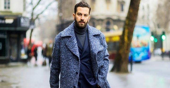 Как подобрать мужское пальто по фигуре