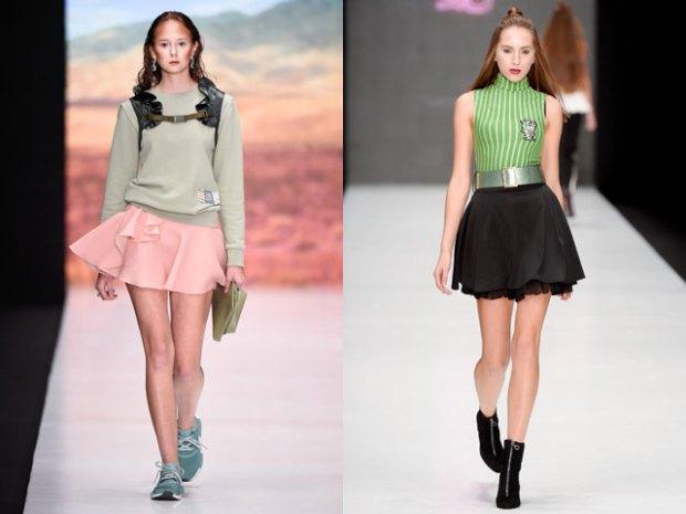 Модные модели юбок этим летом