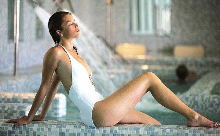 Какой купальник выбрать для спа-салона фото