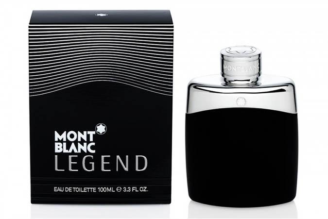 Мужские духи Montblanc Legend