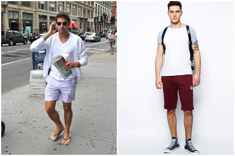 Носить вьетнамки следует только на пляже