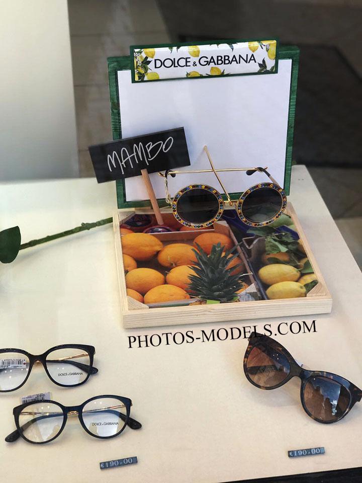 солнцезащитные очки дольче габбана 2017