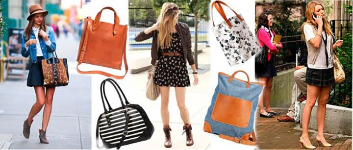 Модные сумки на Salery_ru