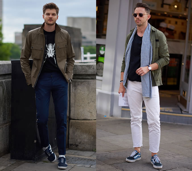 Какие кроссовки в моде весной 2018 фото примеры