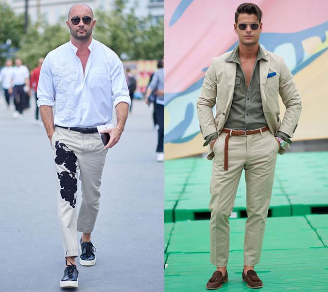 55db572ee2f Смотреть стильные мужские образы весна 2018 фото Мужские модные луки лето  2018 фото ...