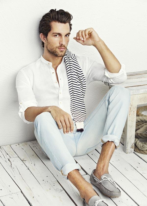 модные тенденции мужской обуви весна лето 2017
