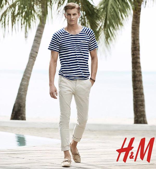 самая модная мужская обувь лето 2017