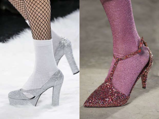 2018 обувь