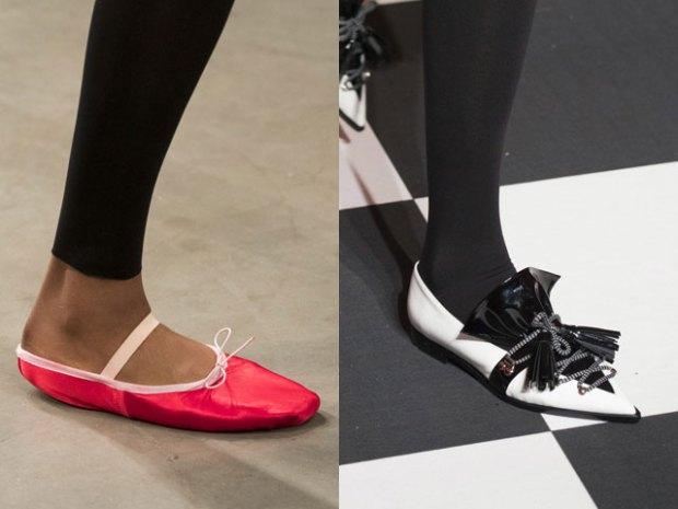 Какую обувь носить осенью 2017 года