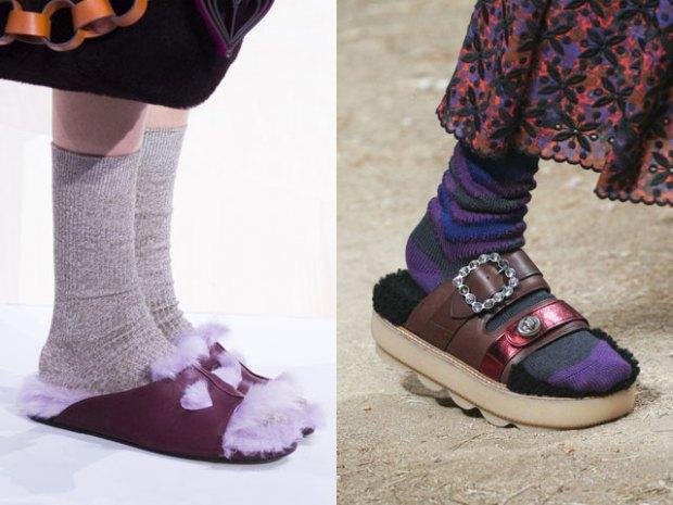 Какую обувь носить в 2018 году смотреть фото