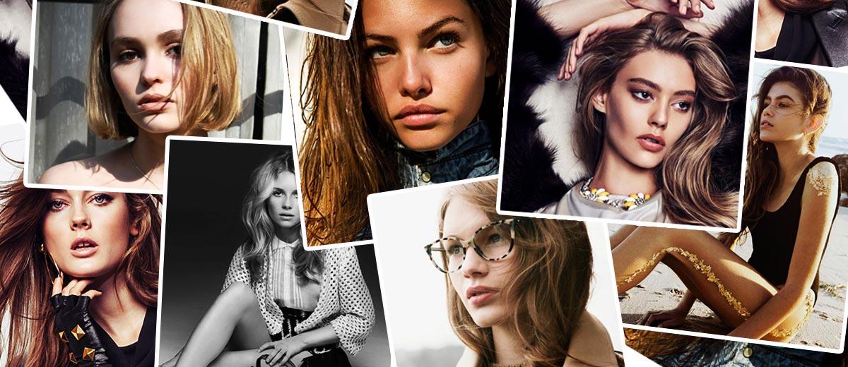 Новое поколение супермоделей: топ-7 молодых девушек с фото