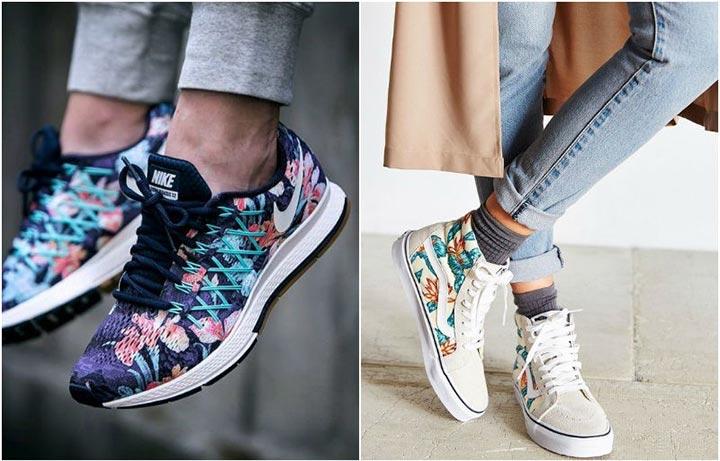 Модные женские кроссовки лето 2018 фото тенденции